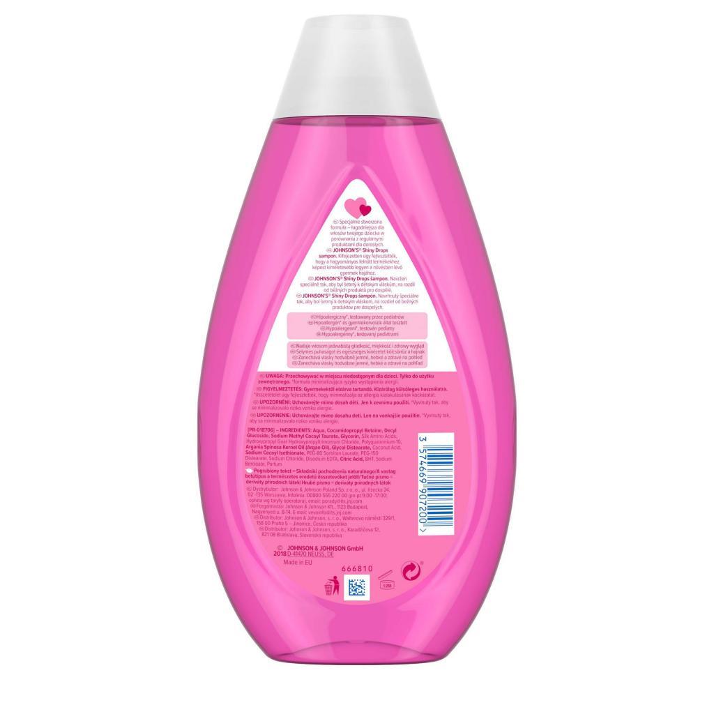 szampon shiny drops 500ml