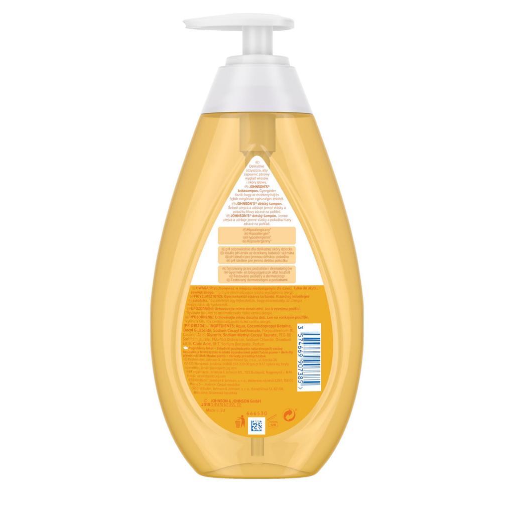 szampon gold 500ml, 200ml